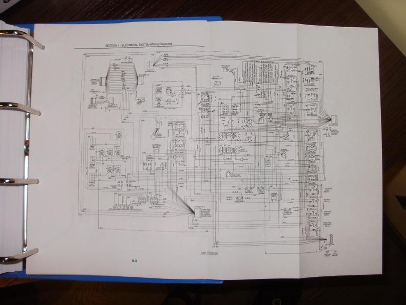 new holland hydraulic schematics