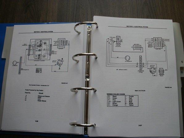 New Holland 555e 575e 655e 675e Backhoe Loader Workshop Service Manual 40057540